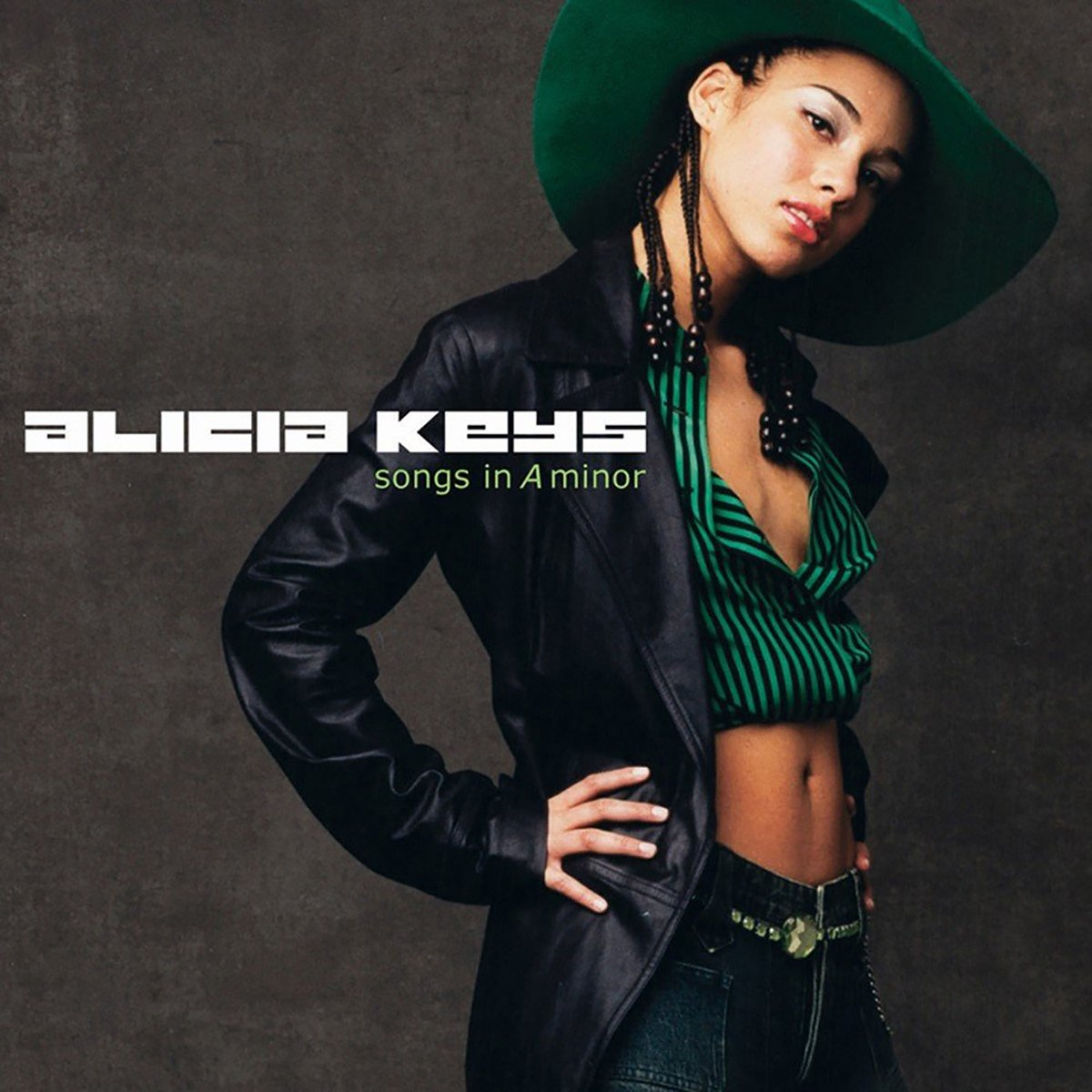 Alicia Keys, Songs in A Minor