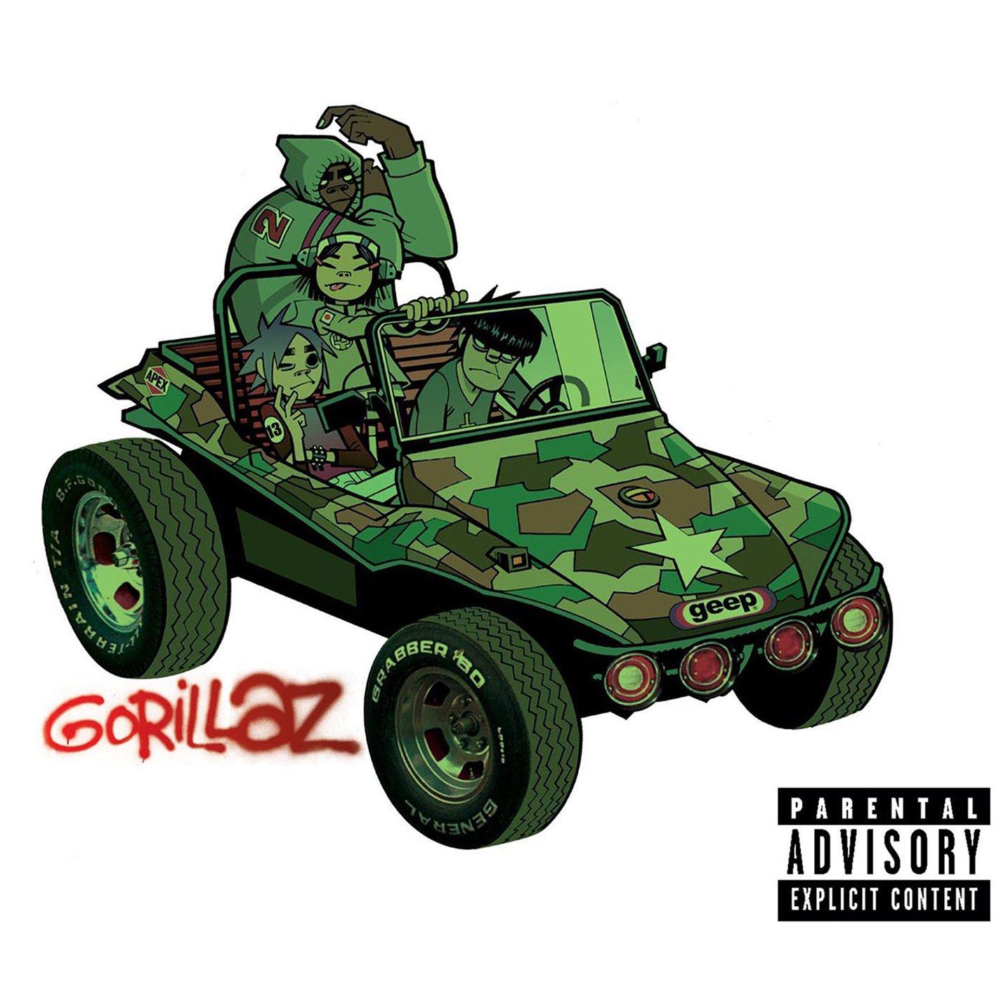 Gorillaz, Gorillaz