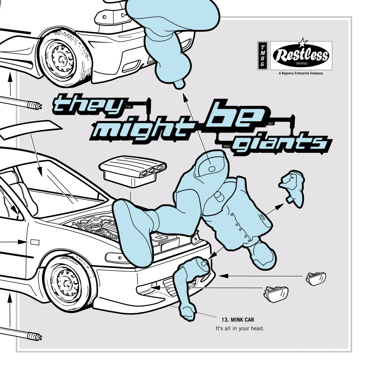 They Might Be Giants, Mink Car