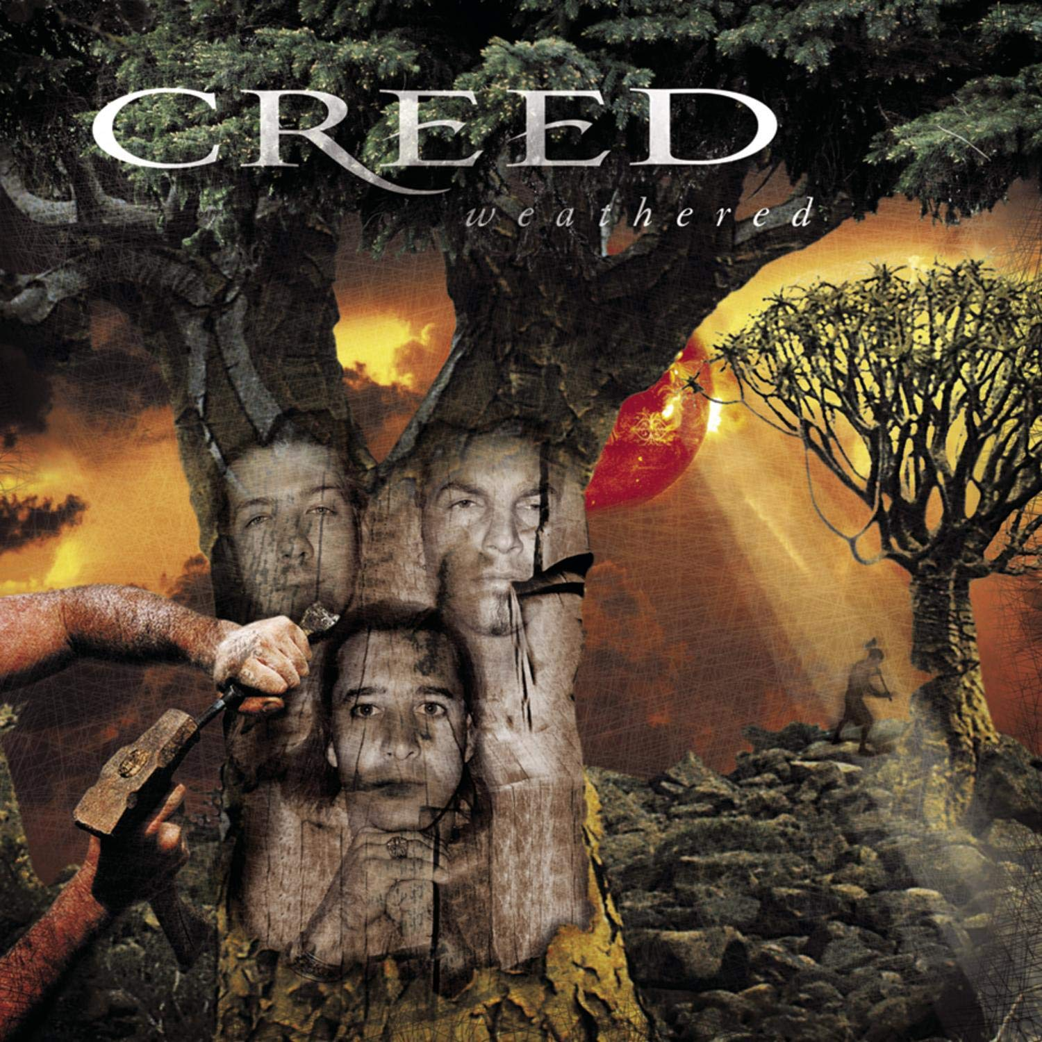 Creed, Weathered