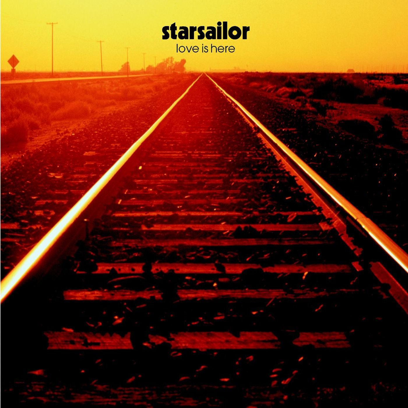 Starsailor, Love Is Here
