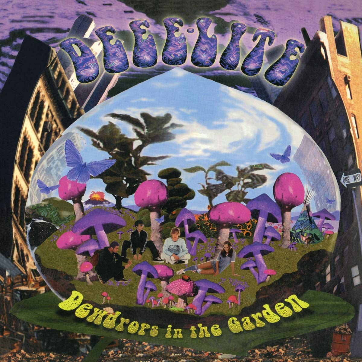 Deee-Lite, Dewdrops in the Garden