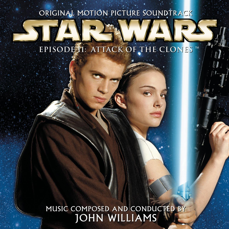 Star Wars: Episode II - Attack of the Clones, Original Soundtrack