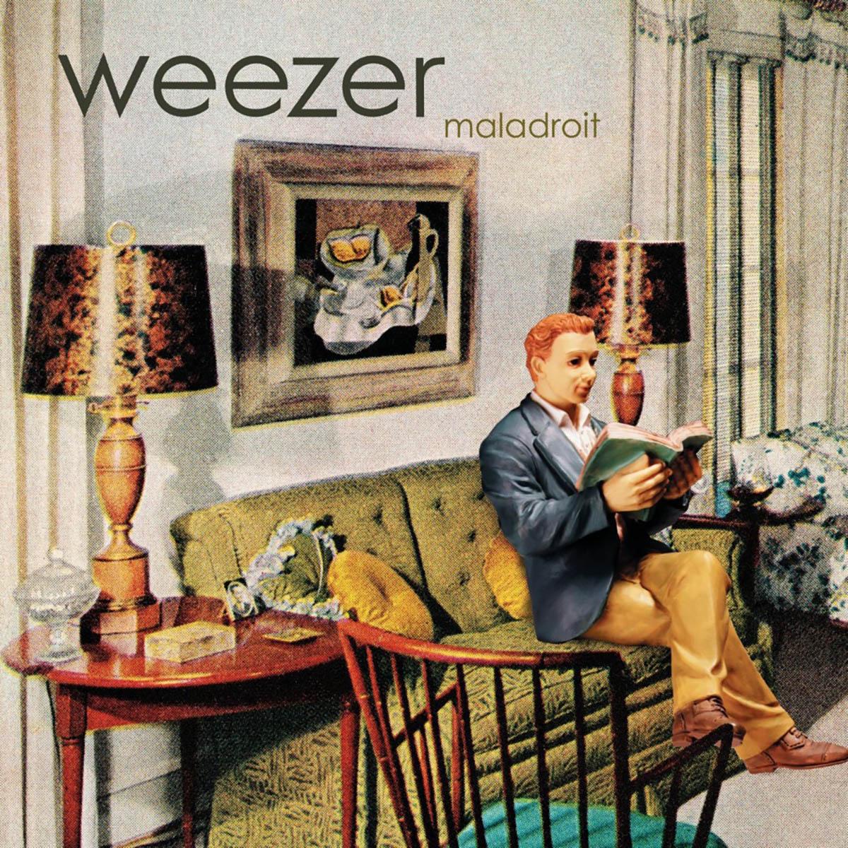 Weezer, Maladroit