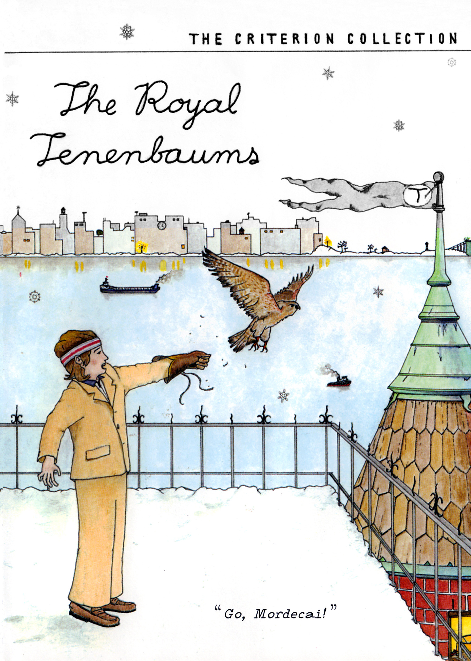 DVD Review: The Royal Tenenbaums