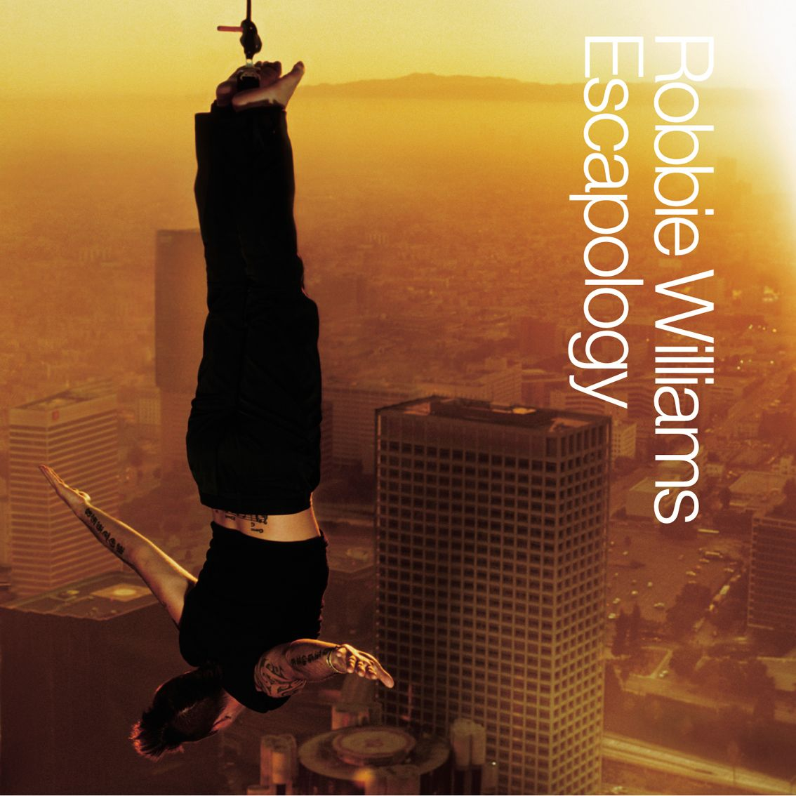 Robbie Williams, Escapology