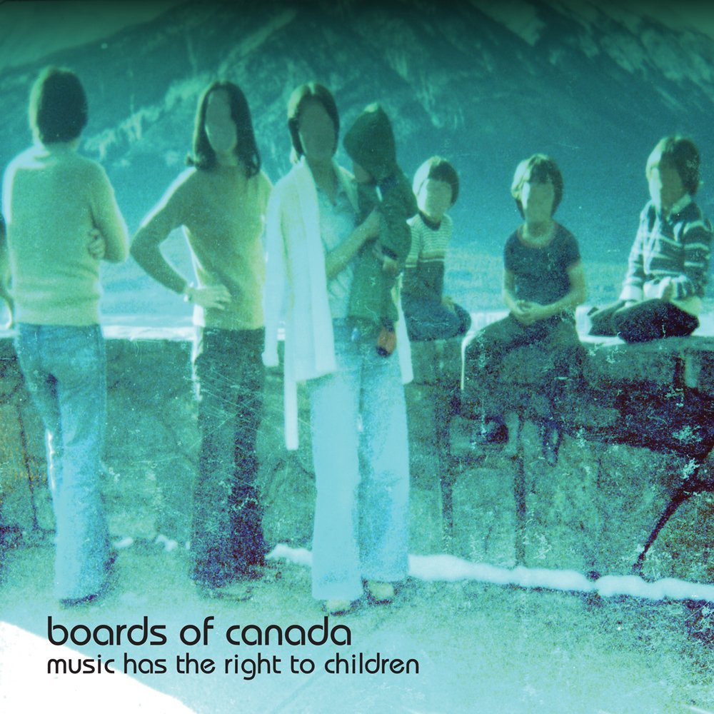 Boards of Canada, Music Has the Right to Children