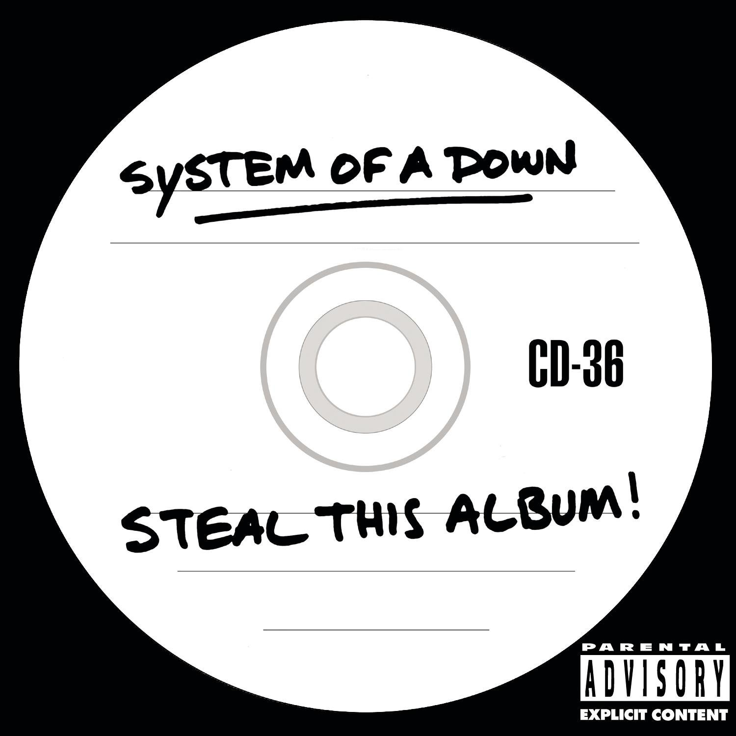System of a Down, Steal This Album