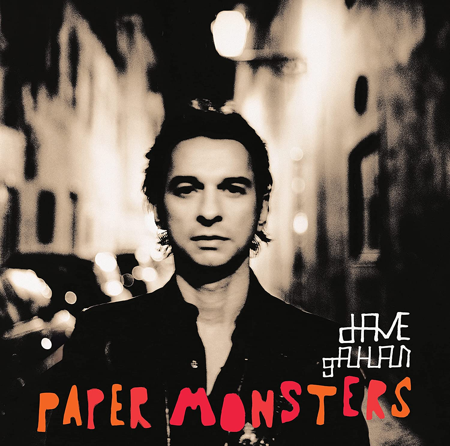 Dave Gahan, Paper Monsters