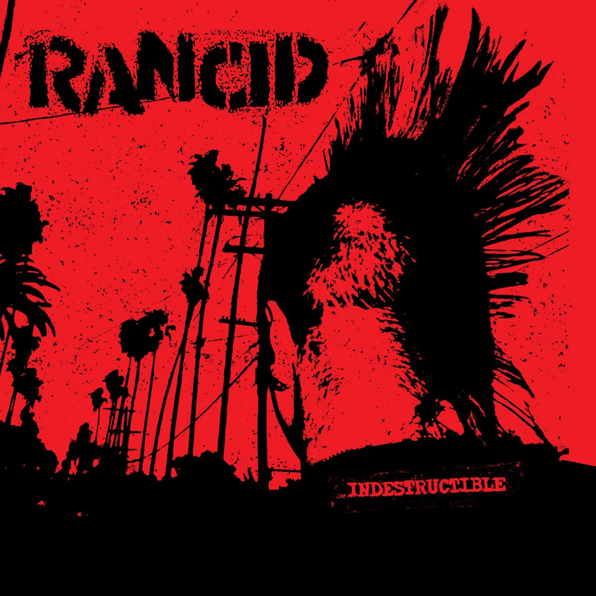 Rancid, Indestructible