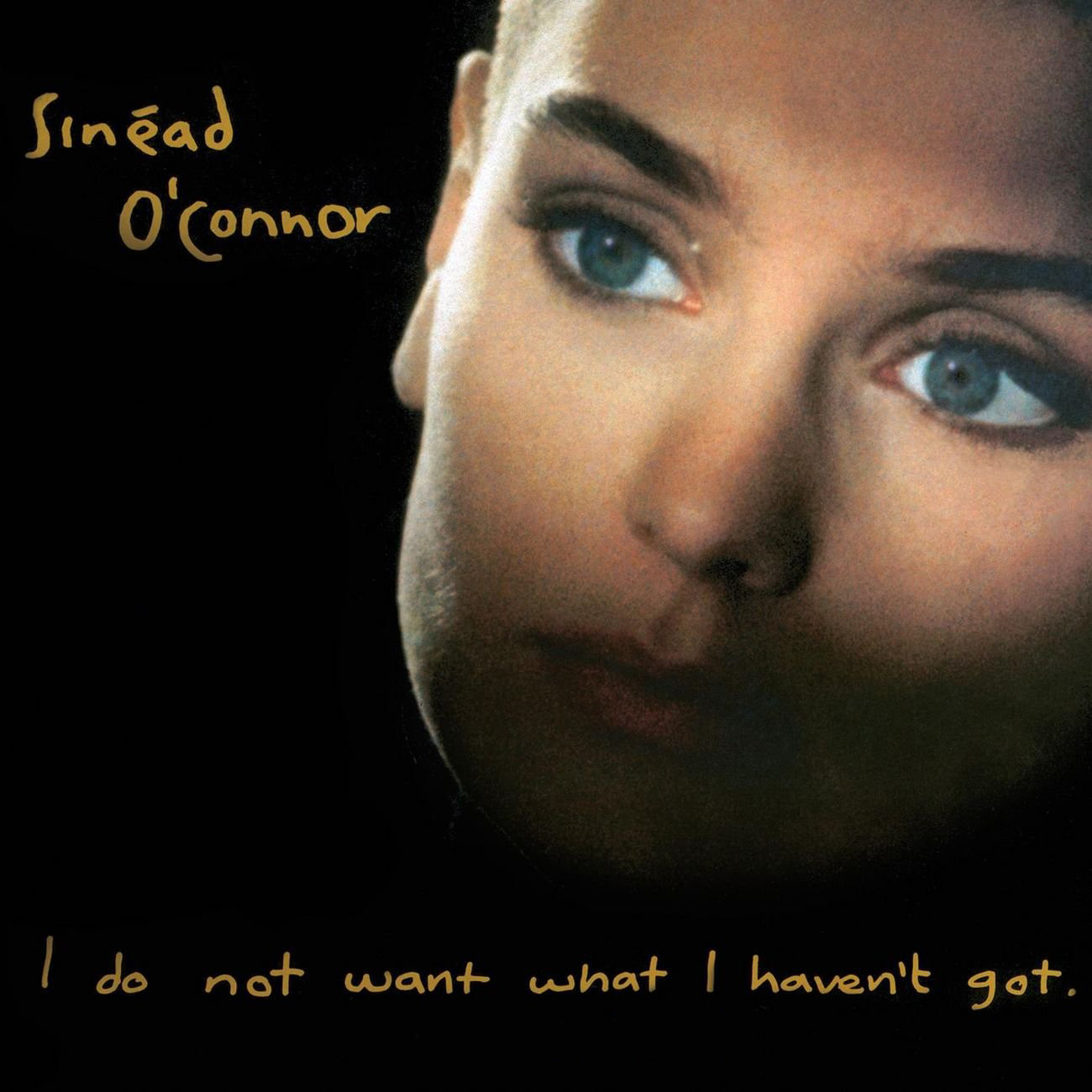 Sinéad O'Connor, I Do Not Want What I Haven't Got