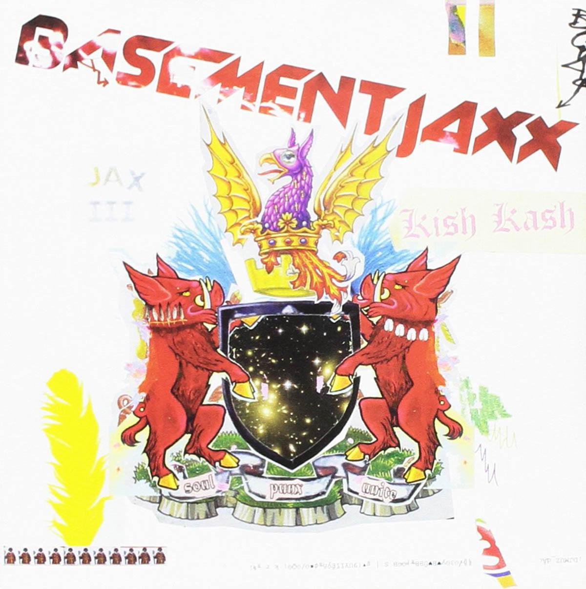 Basement Jaxx, Kish Kash