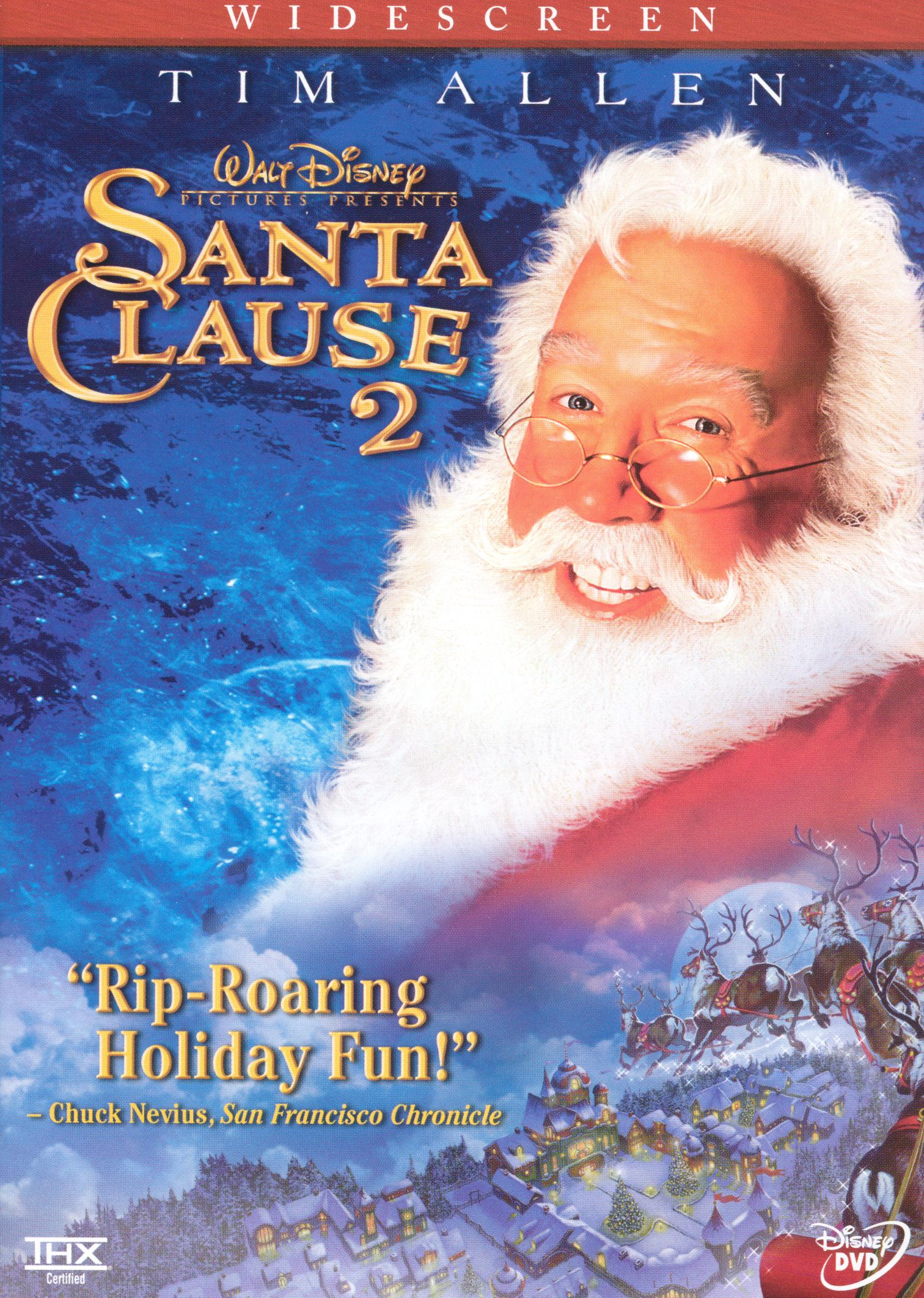 026f954c66d DVD Review  Santa Clause 2 - Slant Magazine