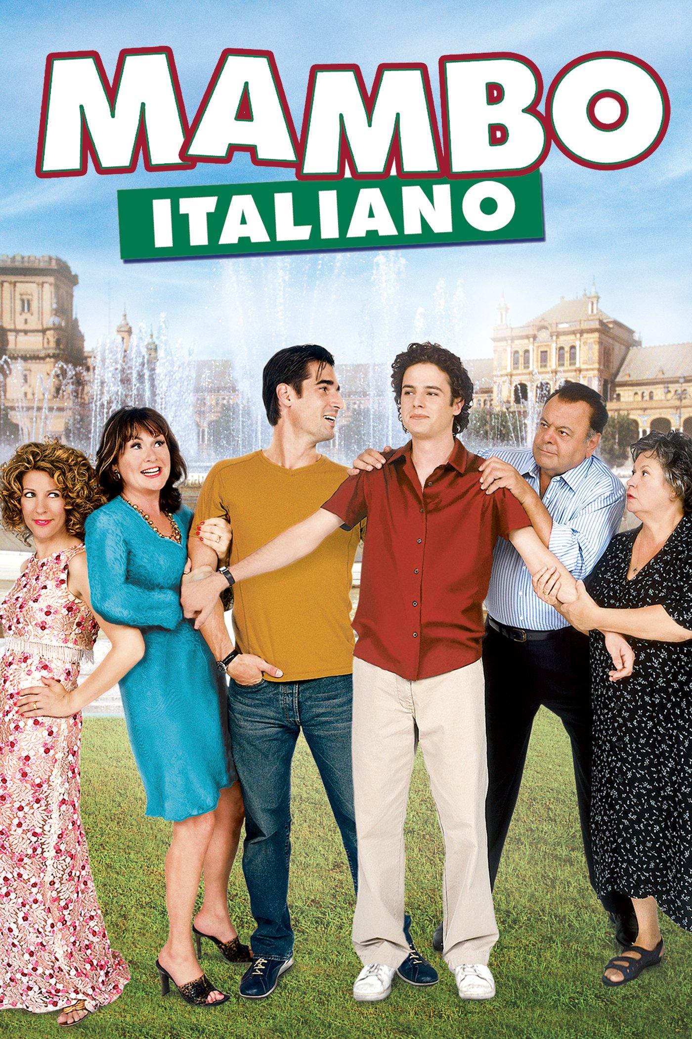 DVD Review: Mambo Italiano – Page 709 – Slant Magazine