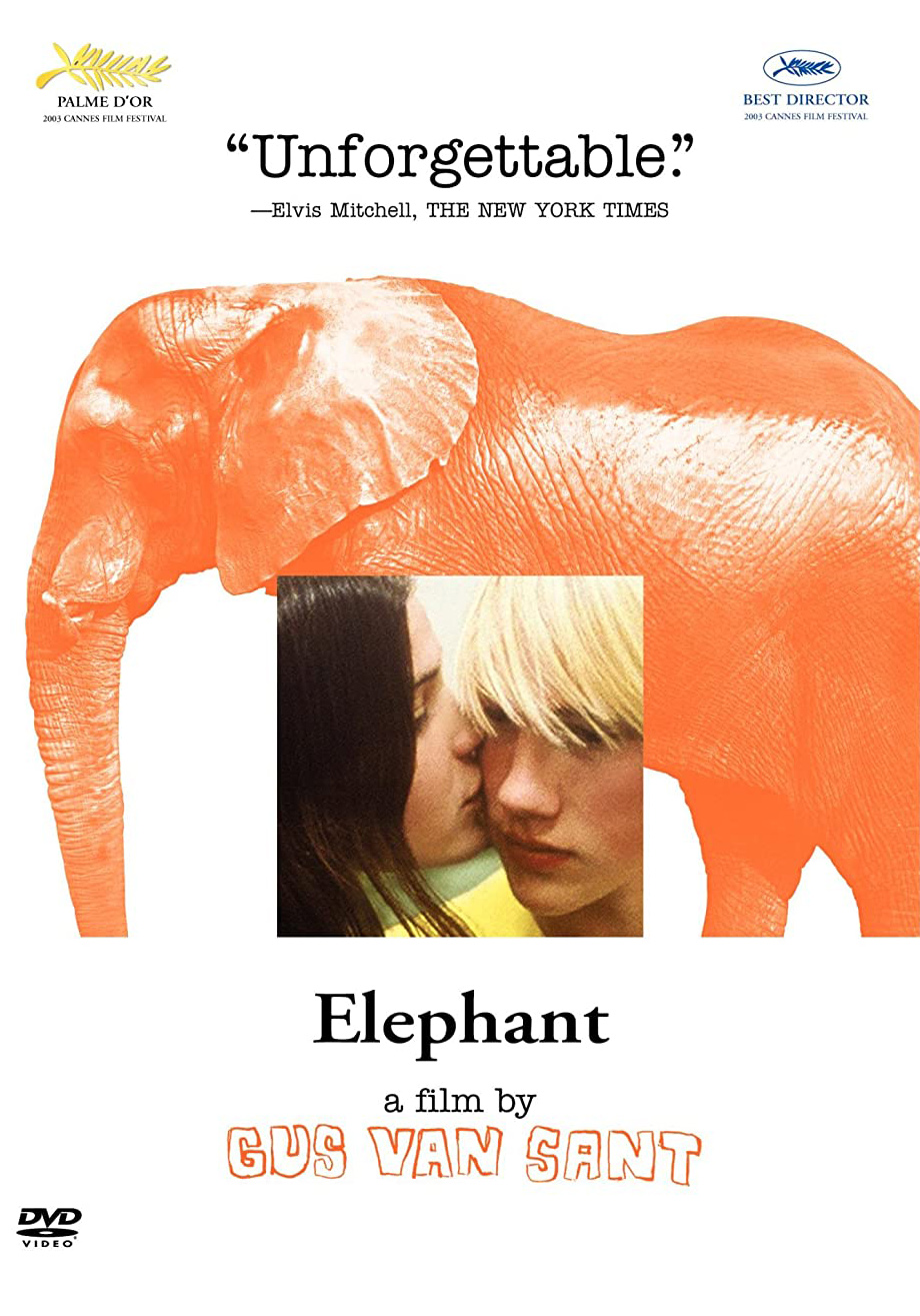 55468ae829 There is a scene in Gus Van Sant s elegiac and controversial Palm d Or  winner Elephant where two teenagers stay home from school