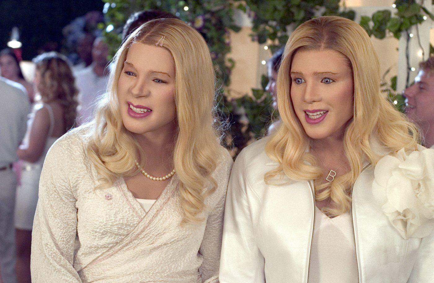 все фильм где две блондинки девушек писюньки голых