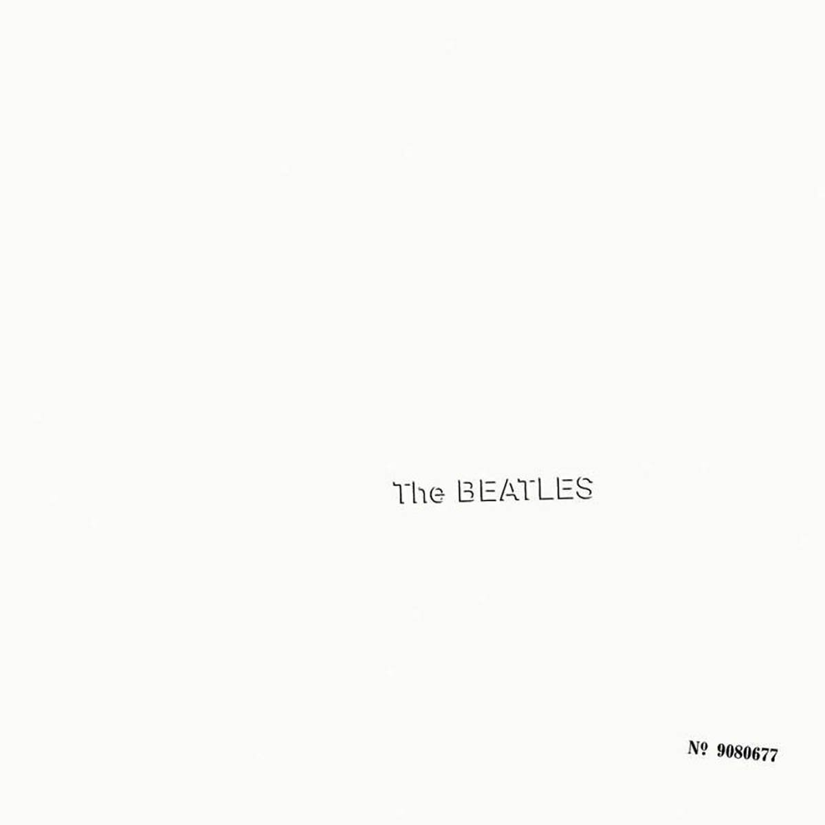 Review The Beatles The Beatles The White Album Slant