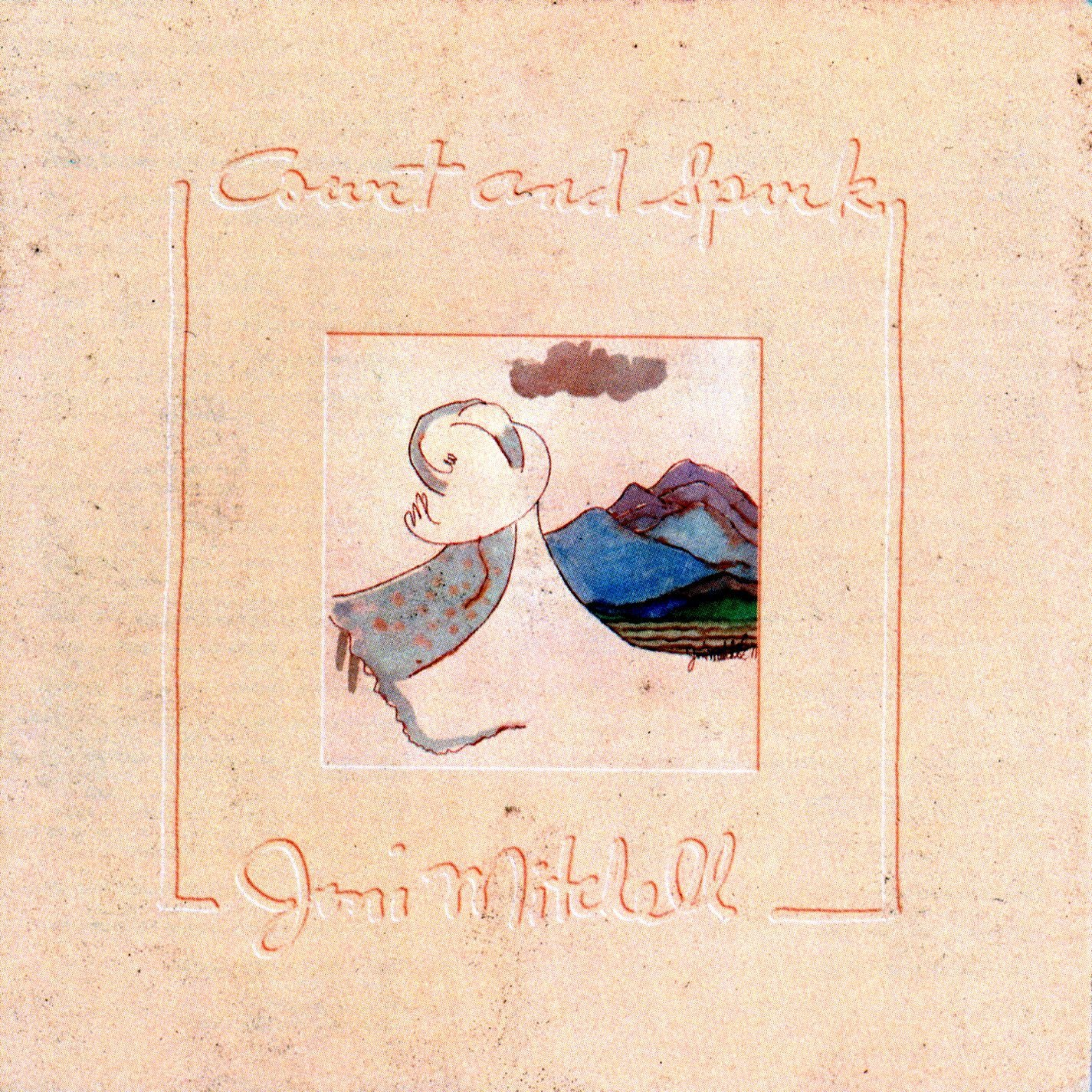 Joni Mitchell, Court and Spark