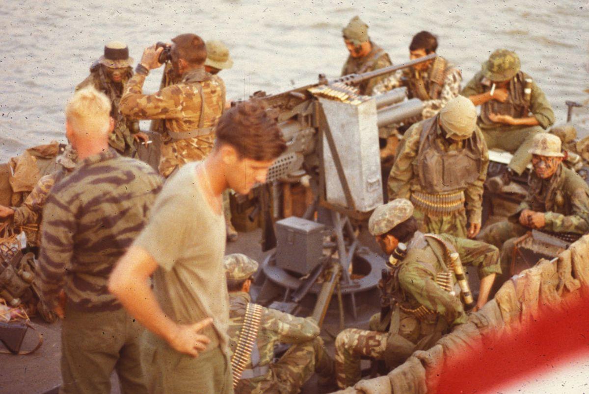 Going Upriver: The Long War of John Kerry