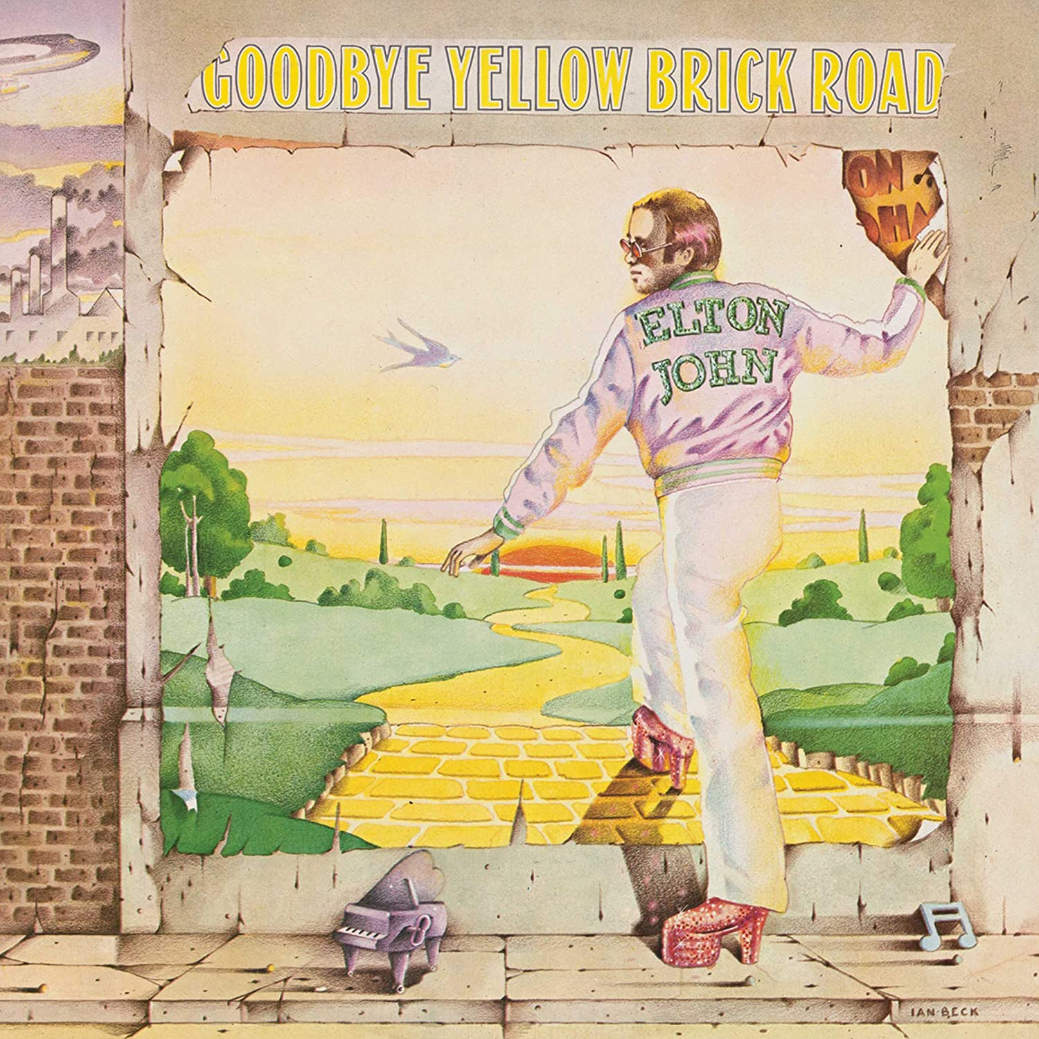 Elton John, Goodbye Yellow Brick Road
