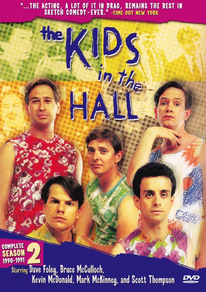 The Kids in the Hall: Season Two