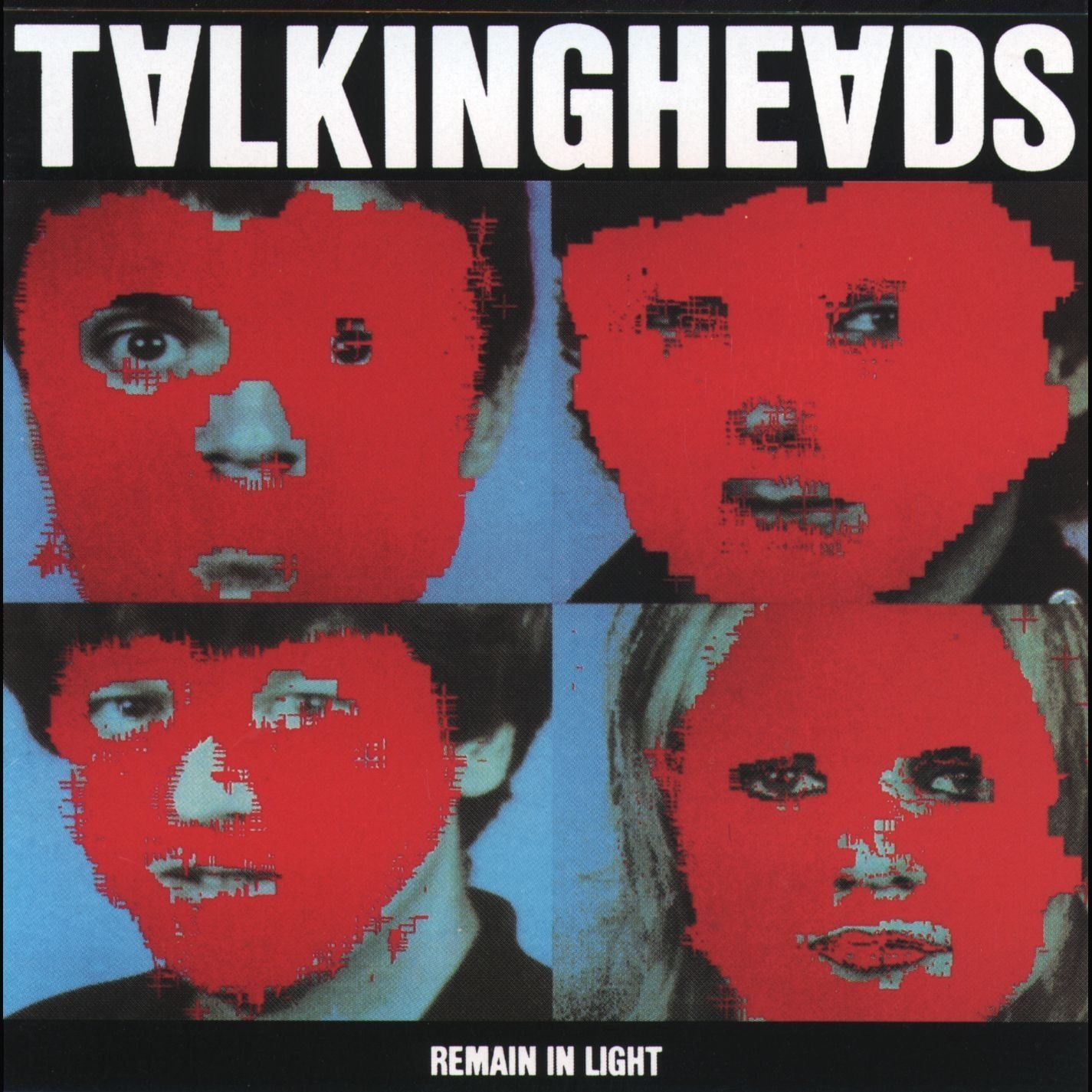 Talking Heads, Remain In Light
