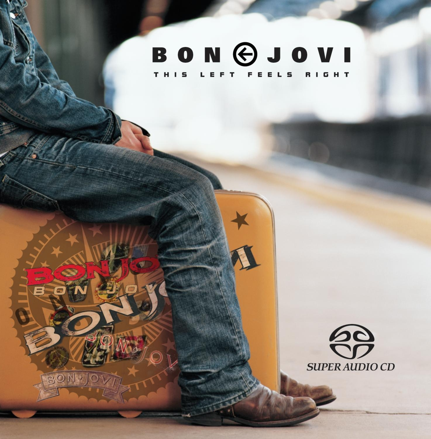 Bon Jovi, This Left Feels Right: Greatest Hits With a Twist