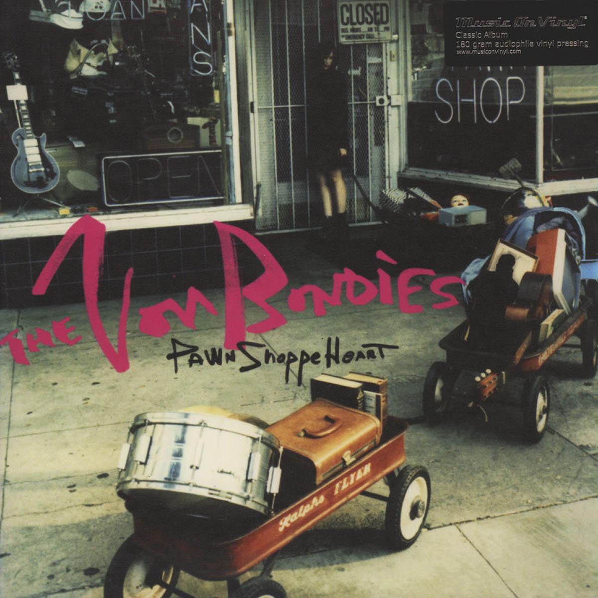 The Von Bondies, Pawn Shoppe Heart