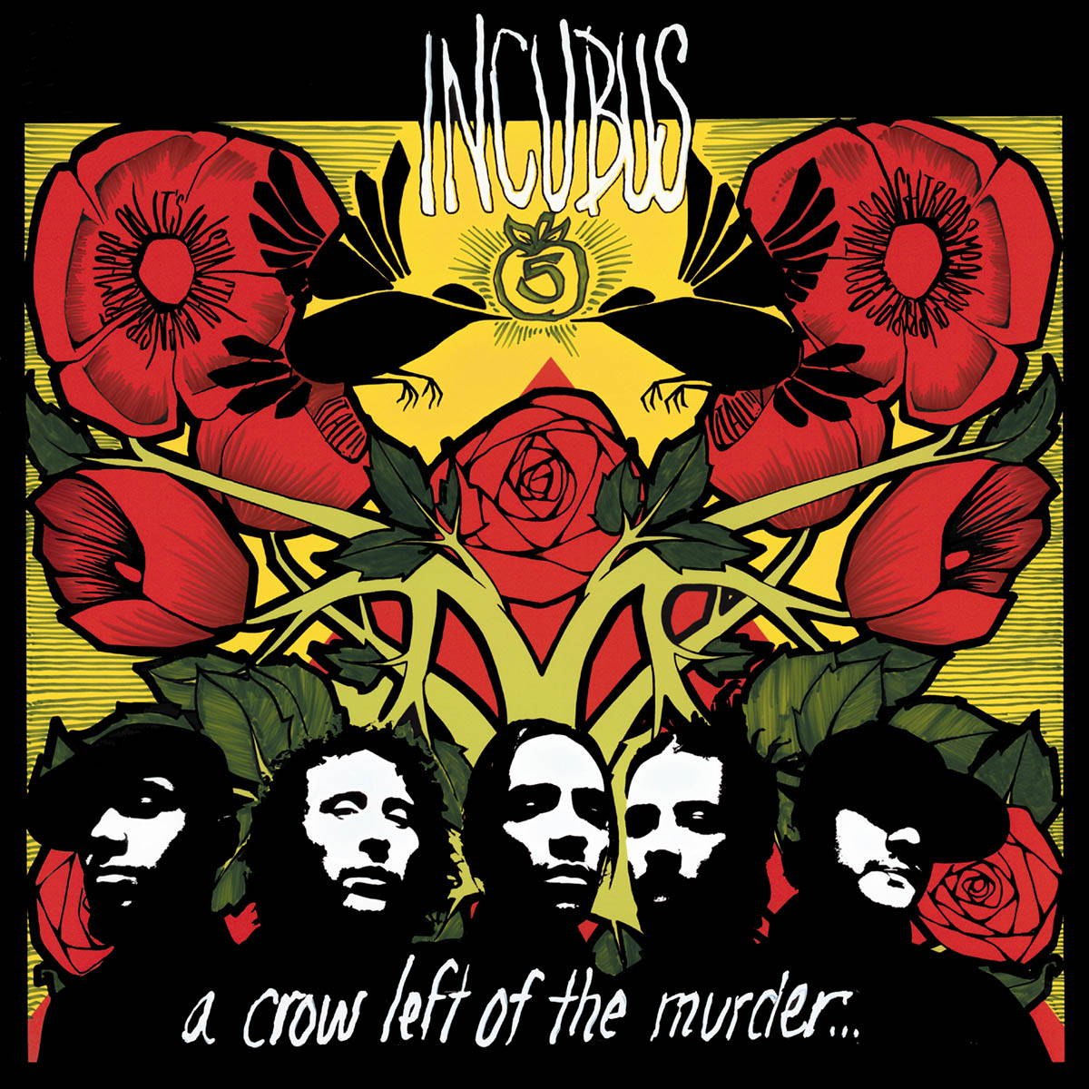 Incubus, A Crow Left Of The Murder