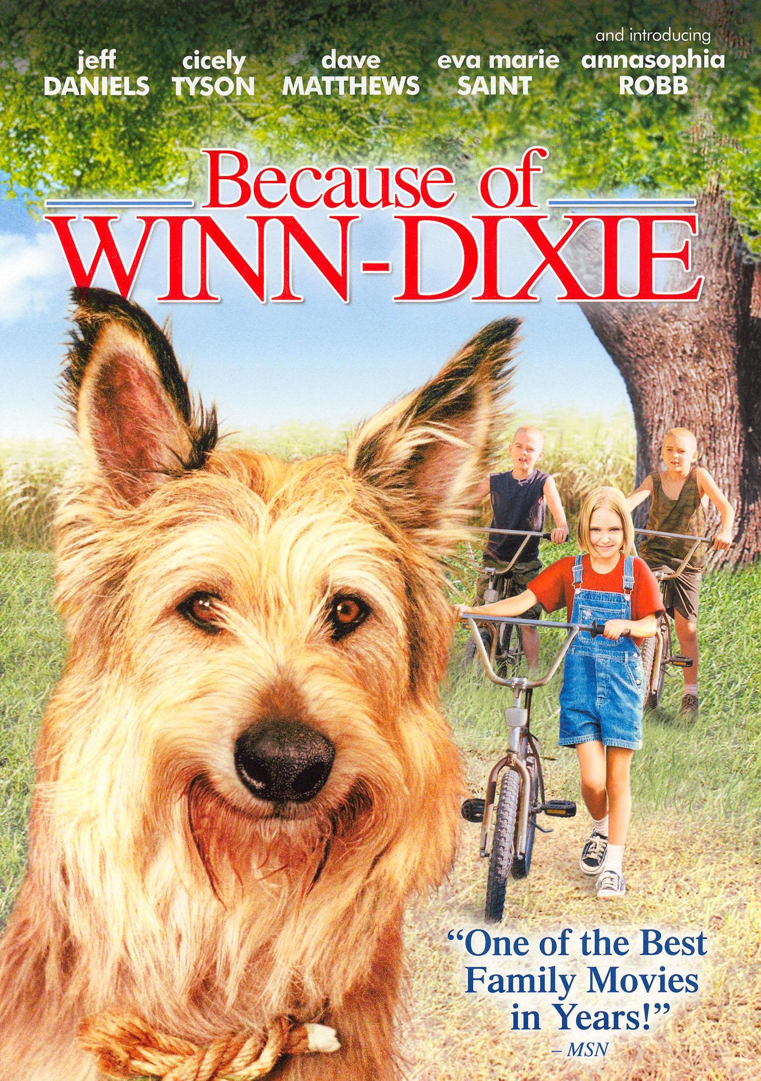 DVD Review: Because of Winn-Dixie - Slant Magazine