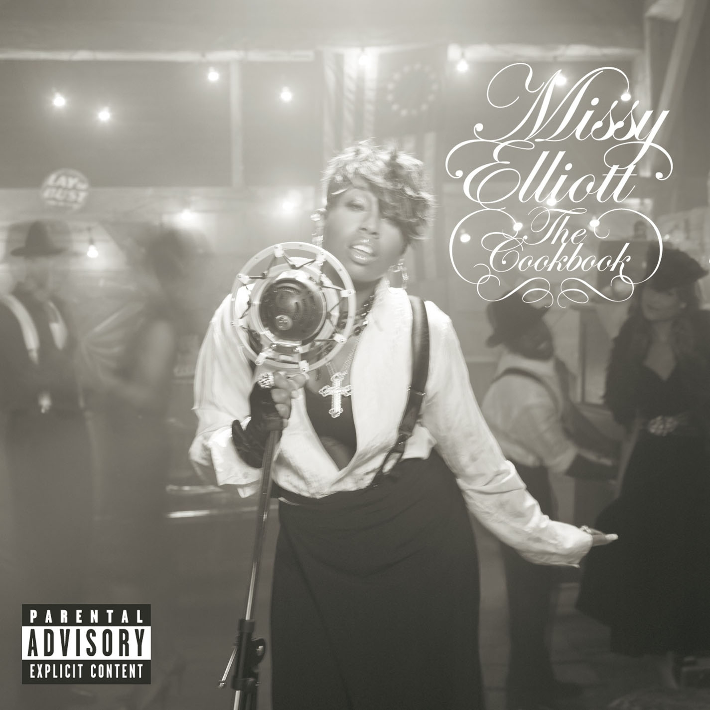 Missy Elliott, The Cookbook