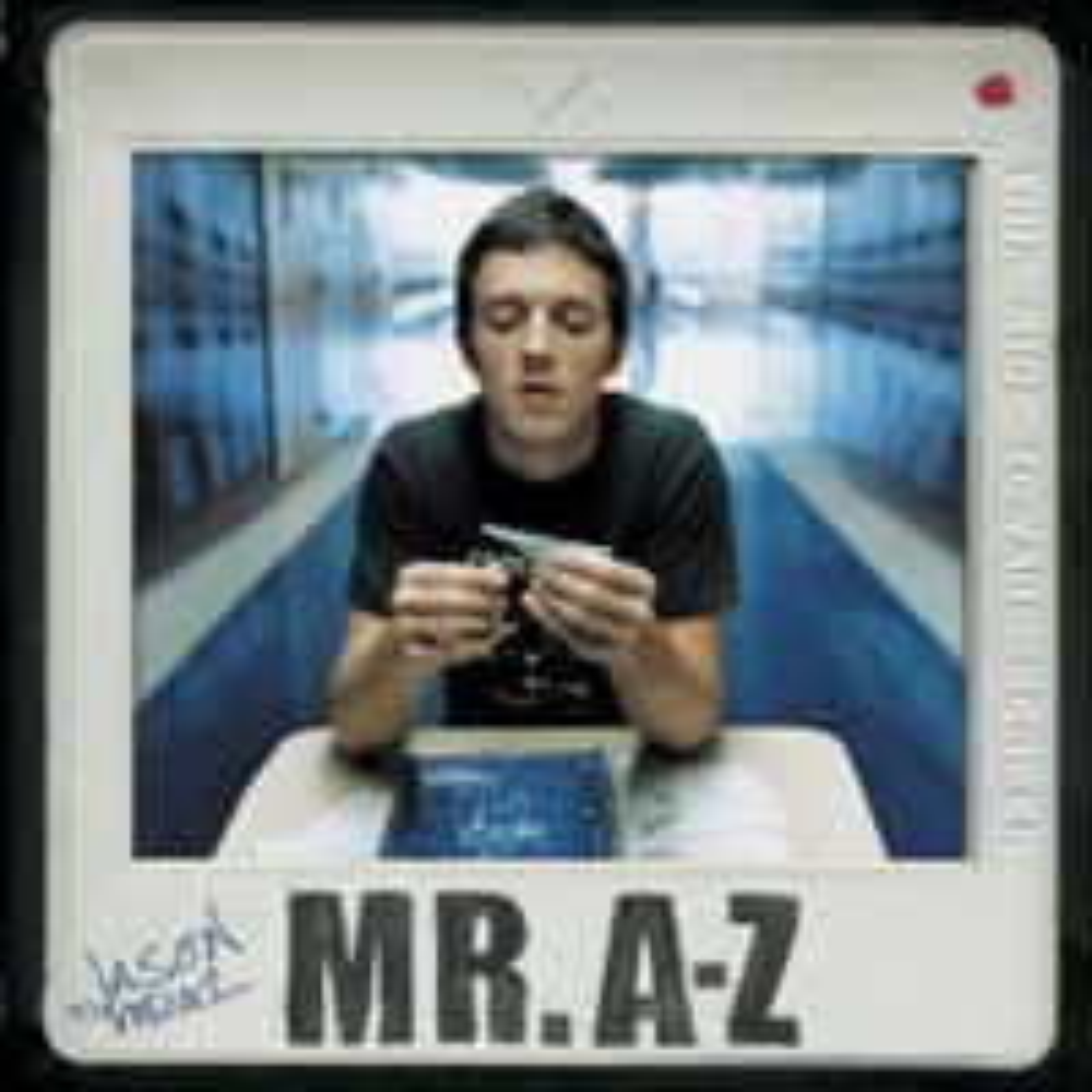 Jason Mraz, Mr. A-Z