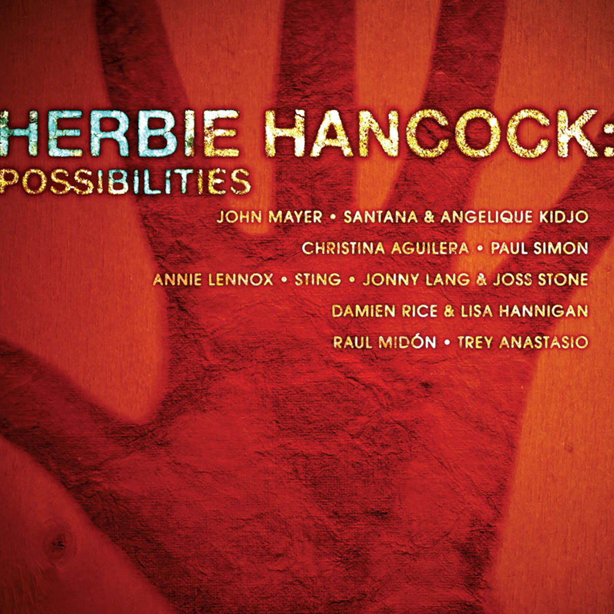 Herbie Hancock, Possibilities