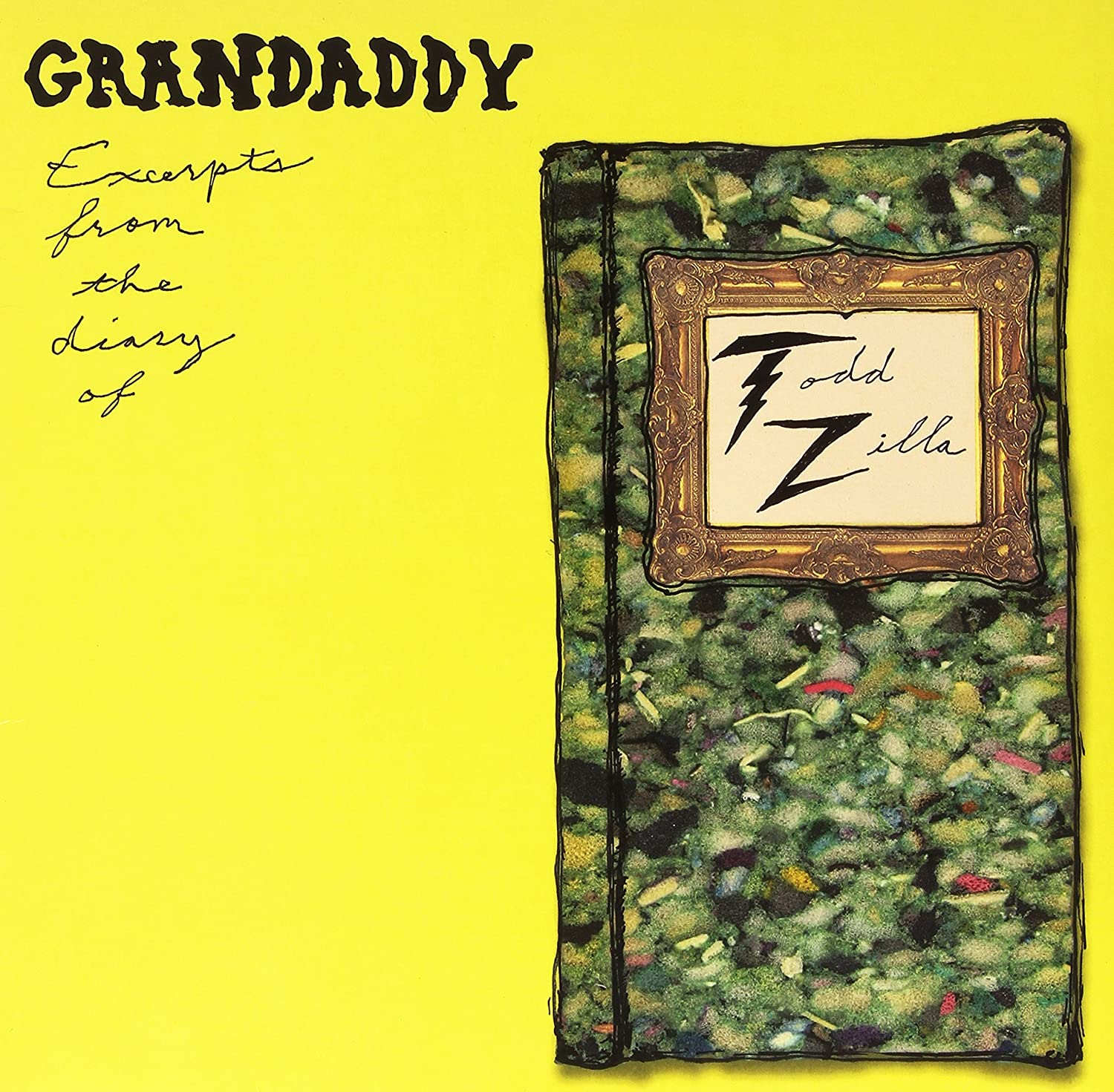 Grandaddy, Excerpts from the Diary of Todd Zilla EP