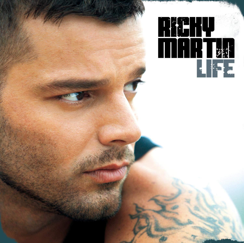 Ricky Martin, Life