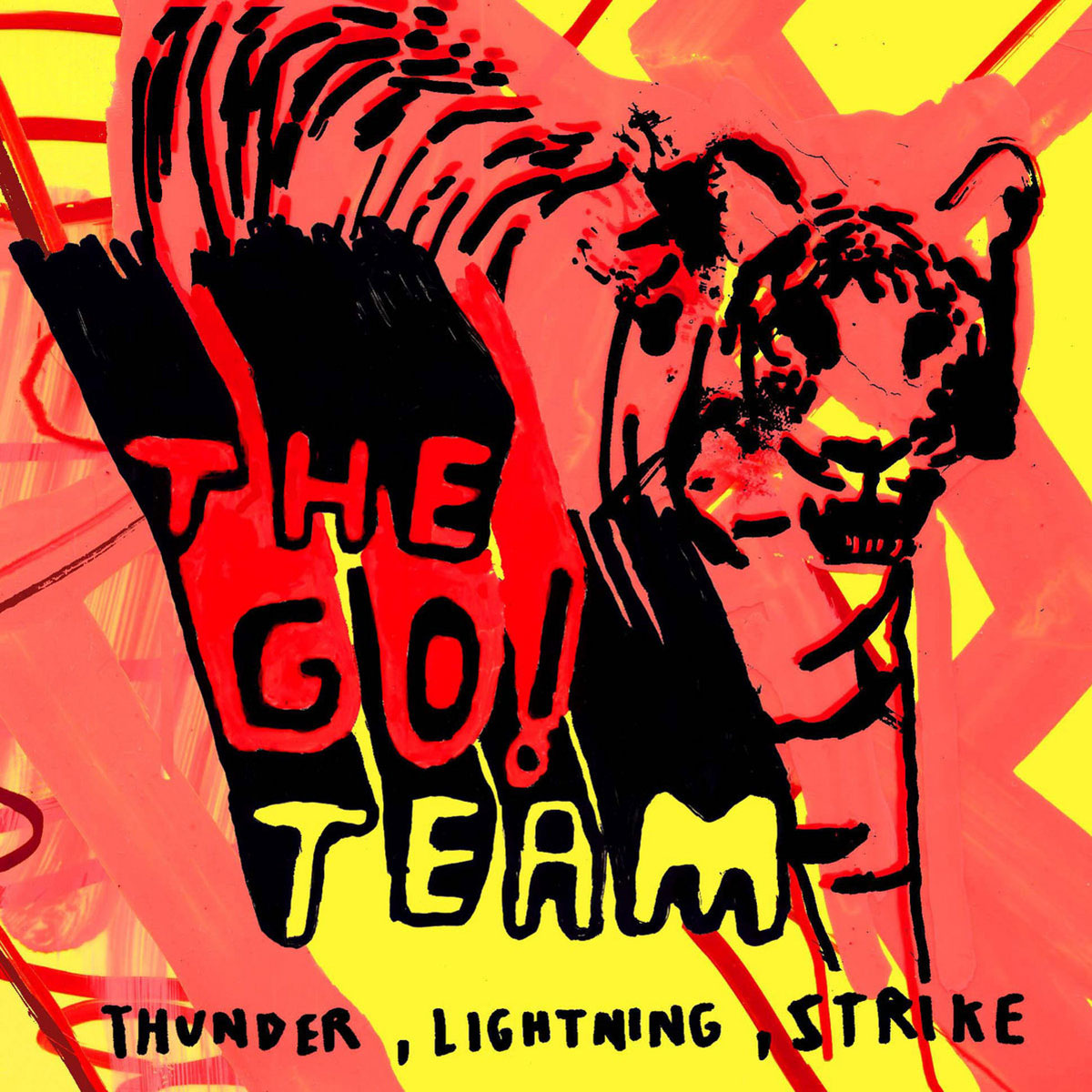 The Go! Team, Thunder, Lightning, Strike