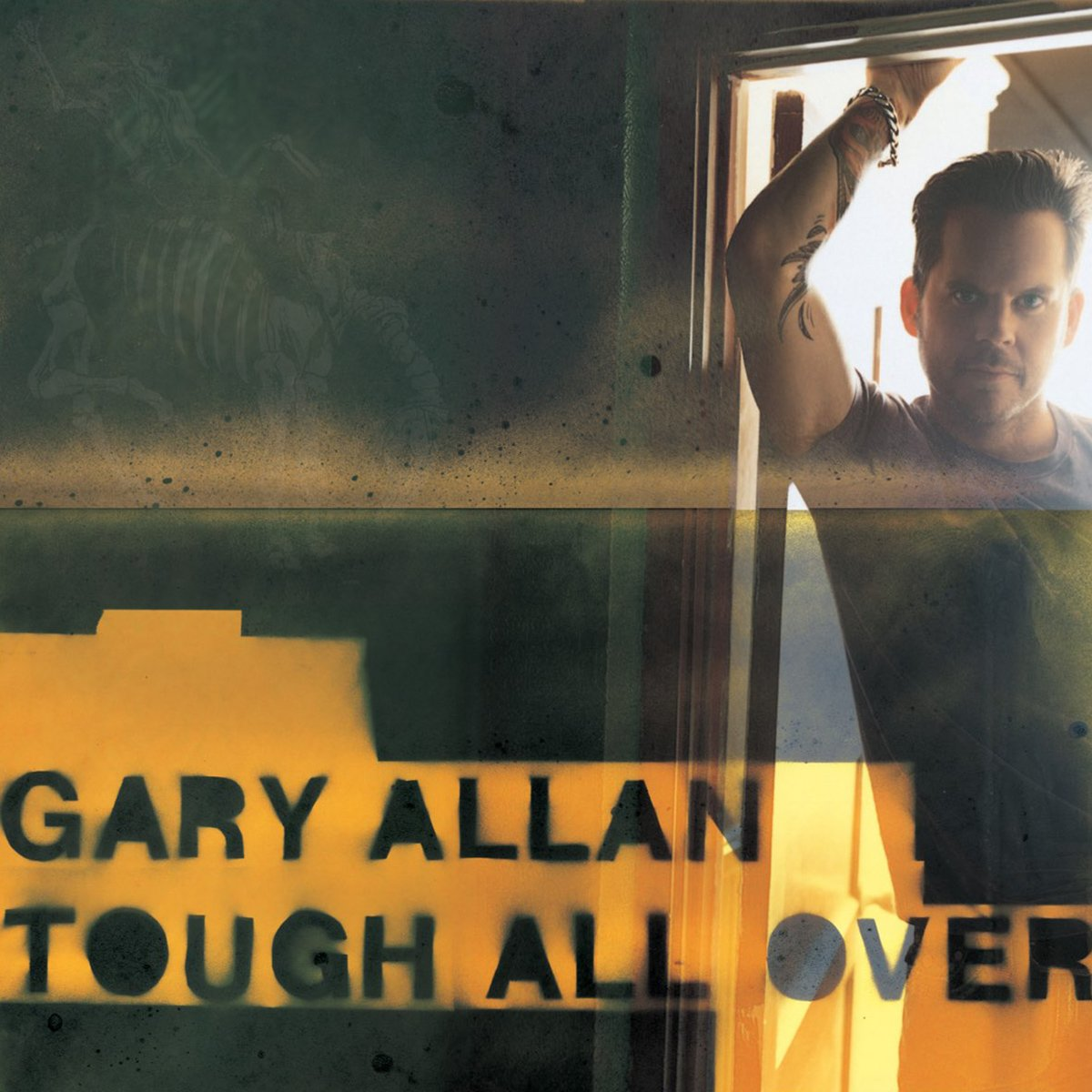 Gary Allan, Tough All Over