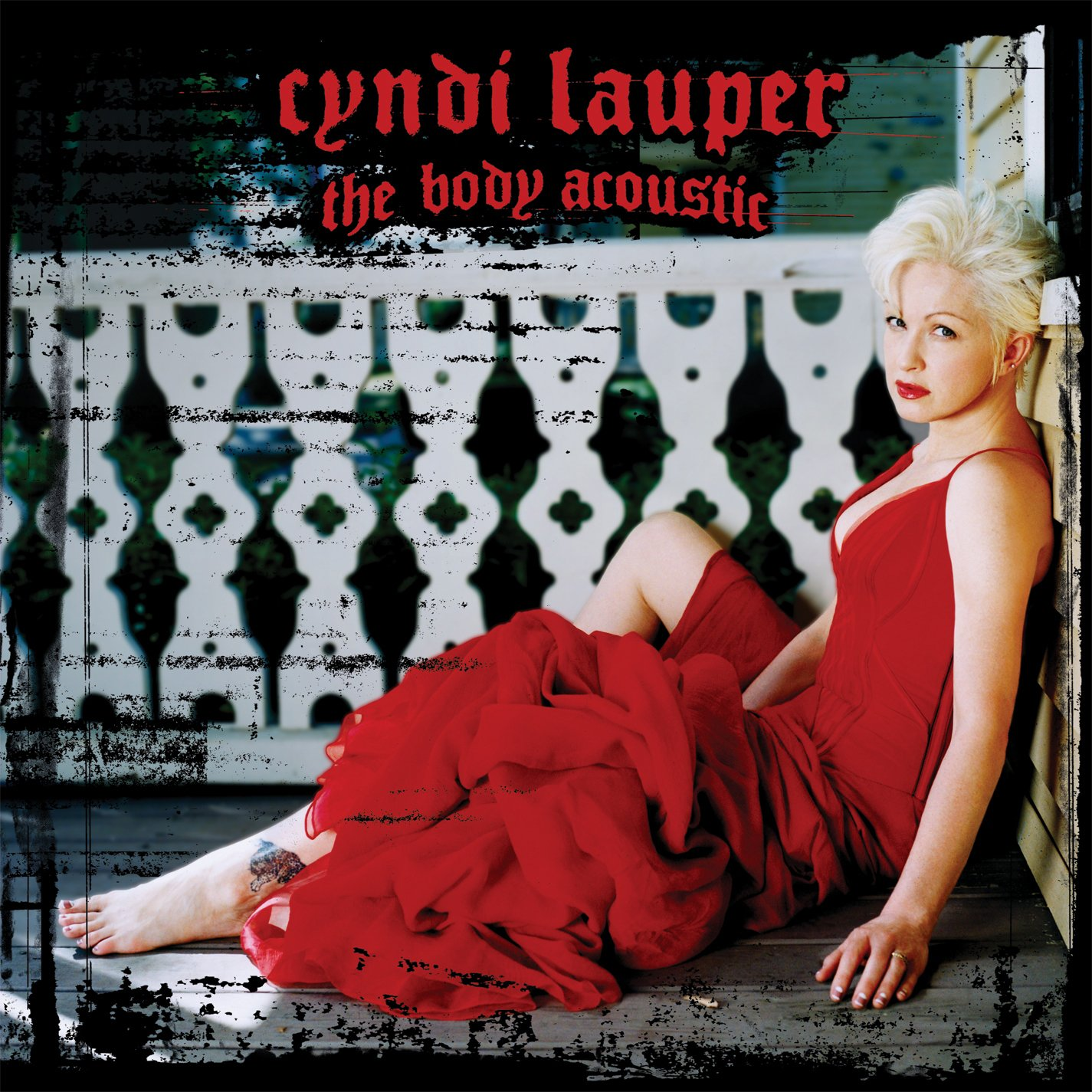 Cyndi Lauper, The Body Acoustic