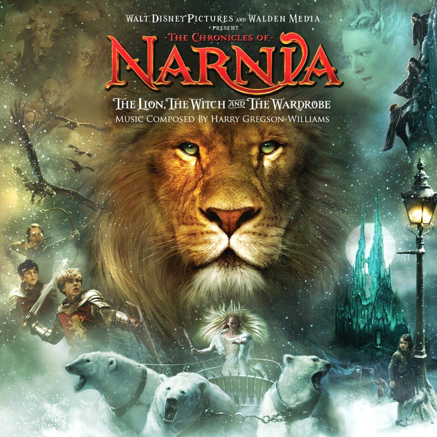 The Chronicles of Narnia, Original Soundtrack