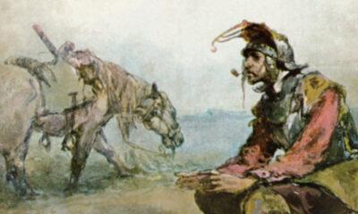 Ester Drang, Rocinate