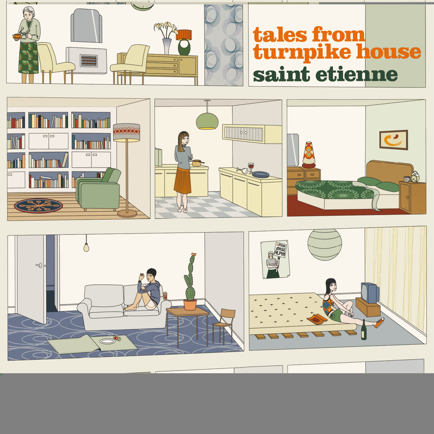 Saint Etienne, Tales From Turnpike House