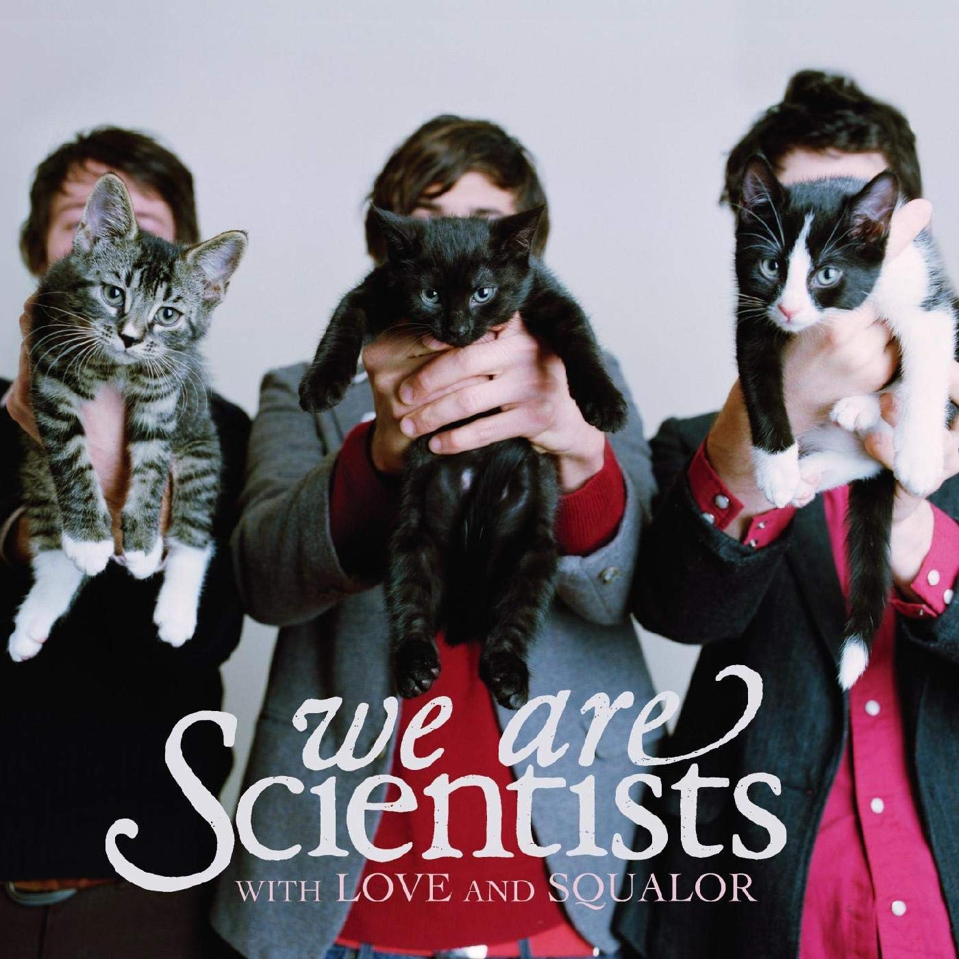 We Are Scientists, With Love And Squalor