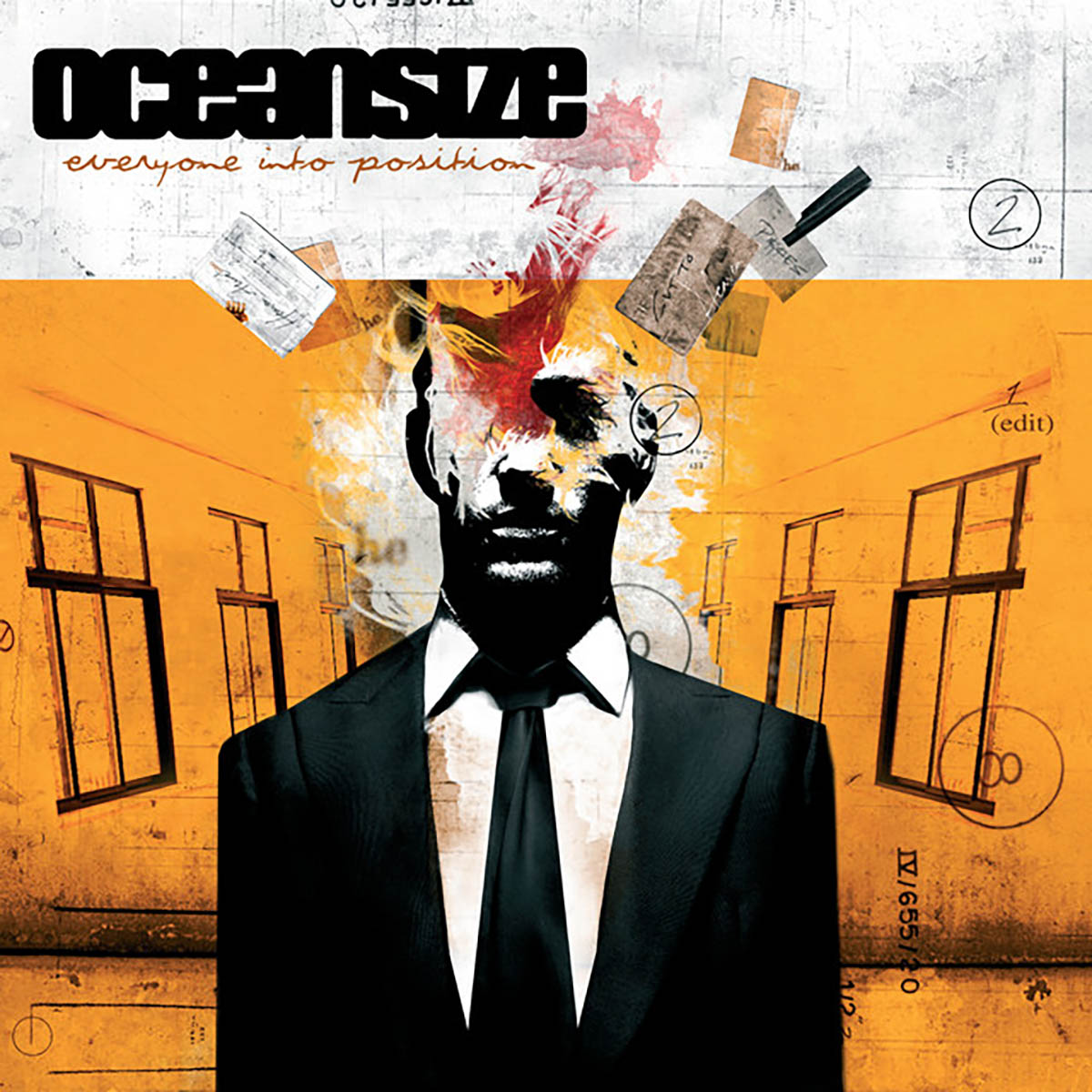 Oceansize, Everyone Into Position