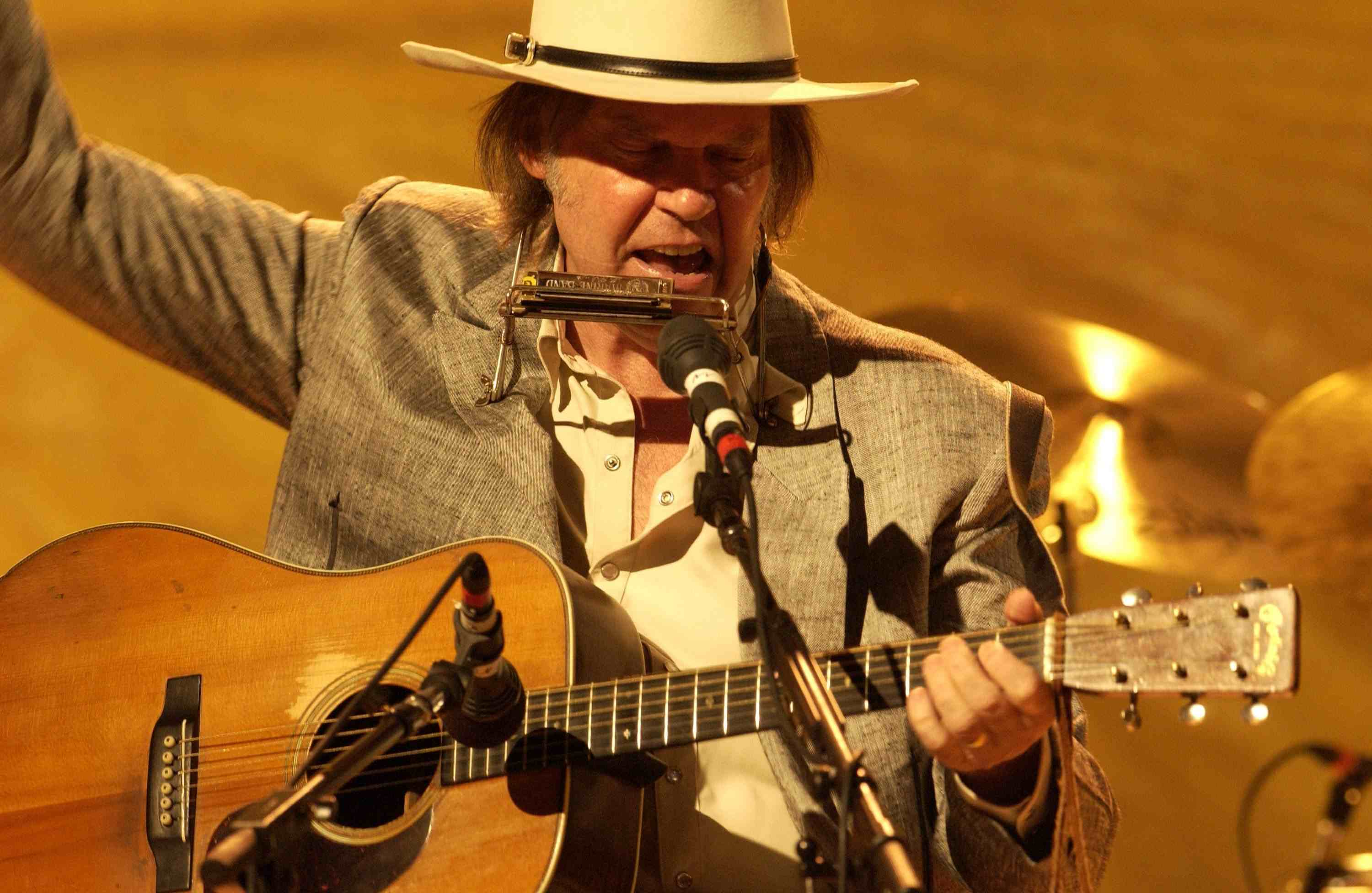 Neil Young's Heart of Gold