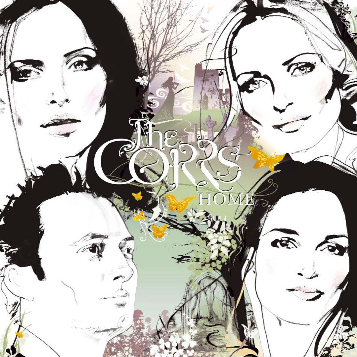 The Corrs, Home