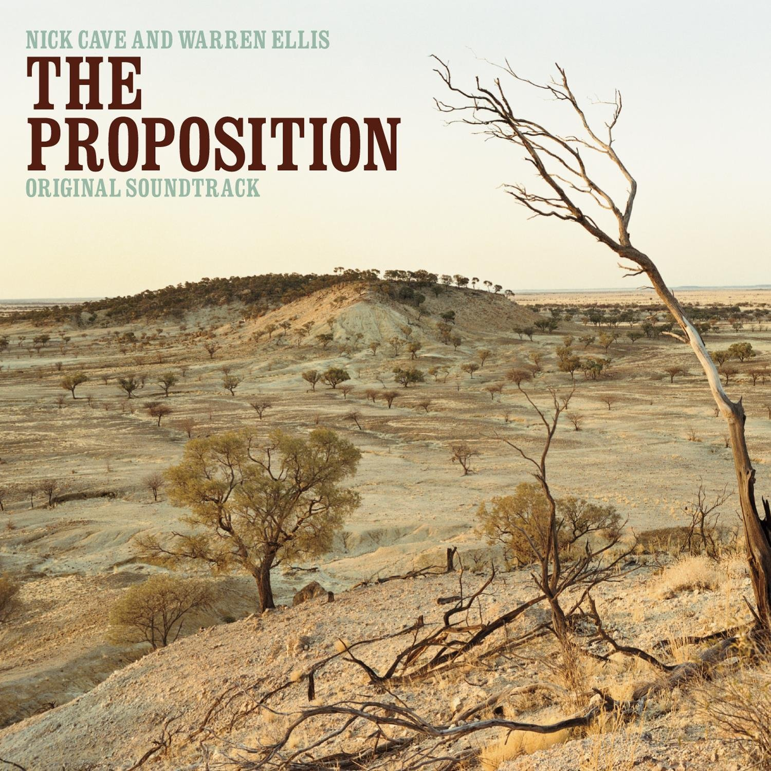 The Proposition, Original Soundtrack