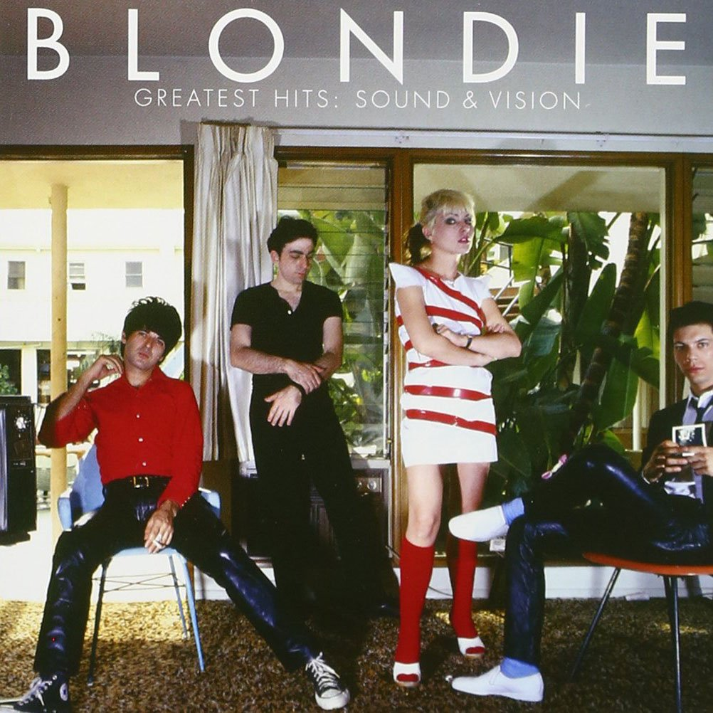 Blondie, Greatest Hits: Sound & Vision