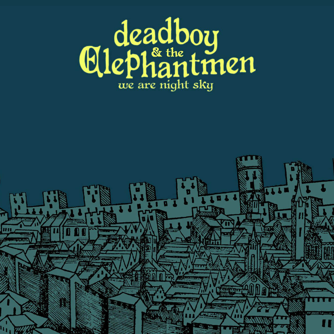 Deadboy & The Elephantmen, We Are Night Sky