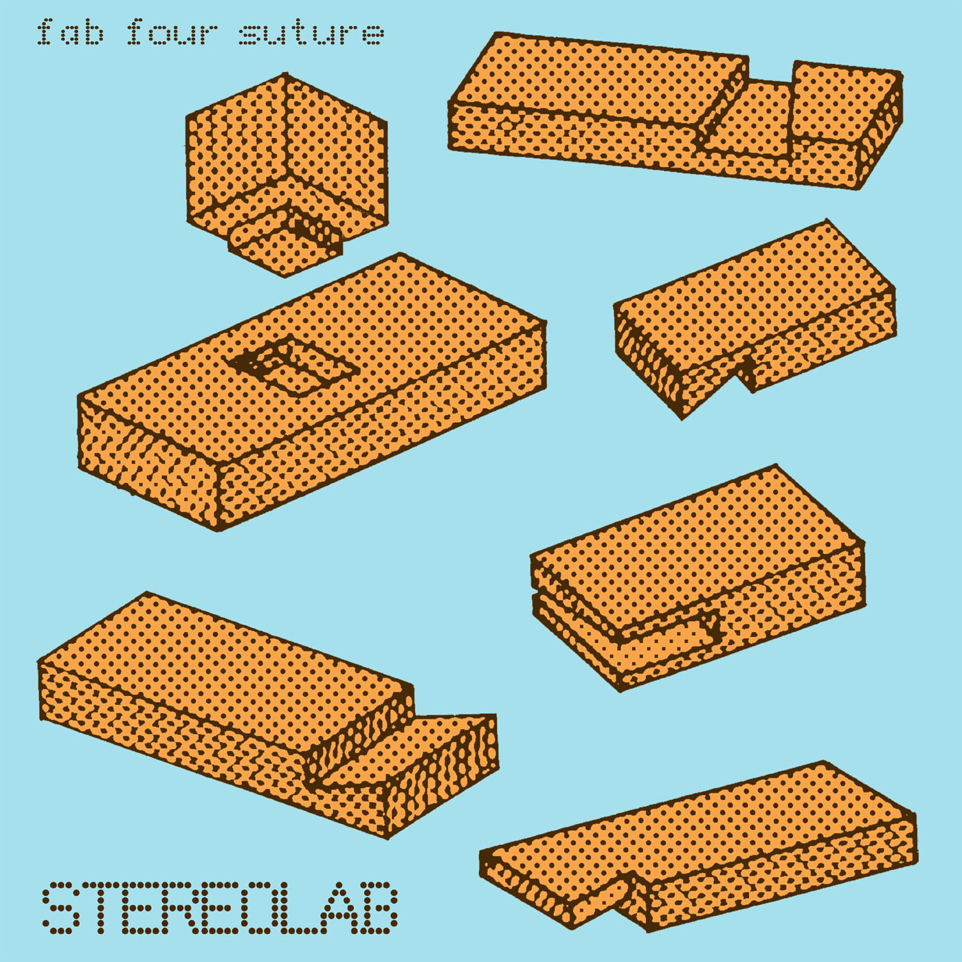 Stereolab, Fab Four Suture