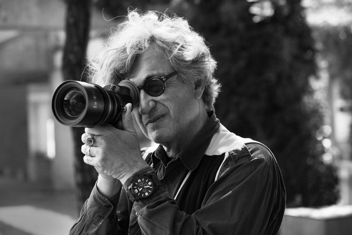 Wim Wenders's New World